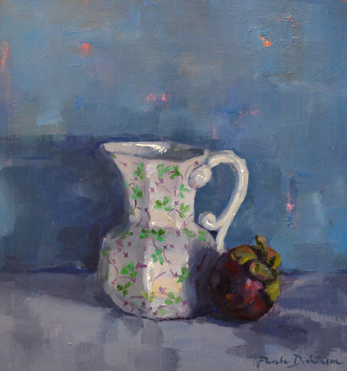 Little Jug and Purple Mangosteen Phoebe Dickinson<br>