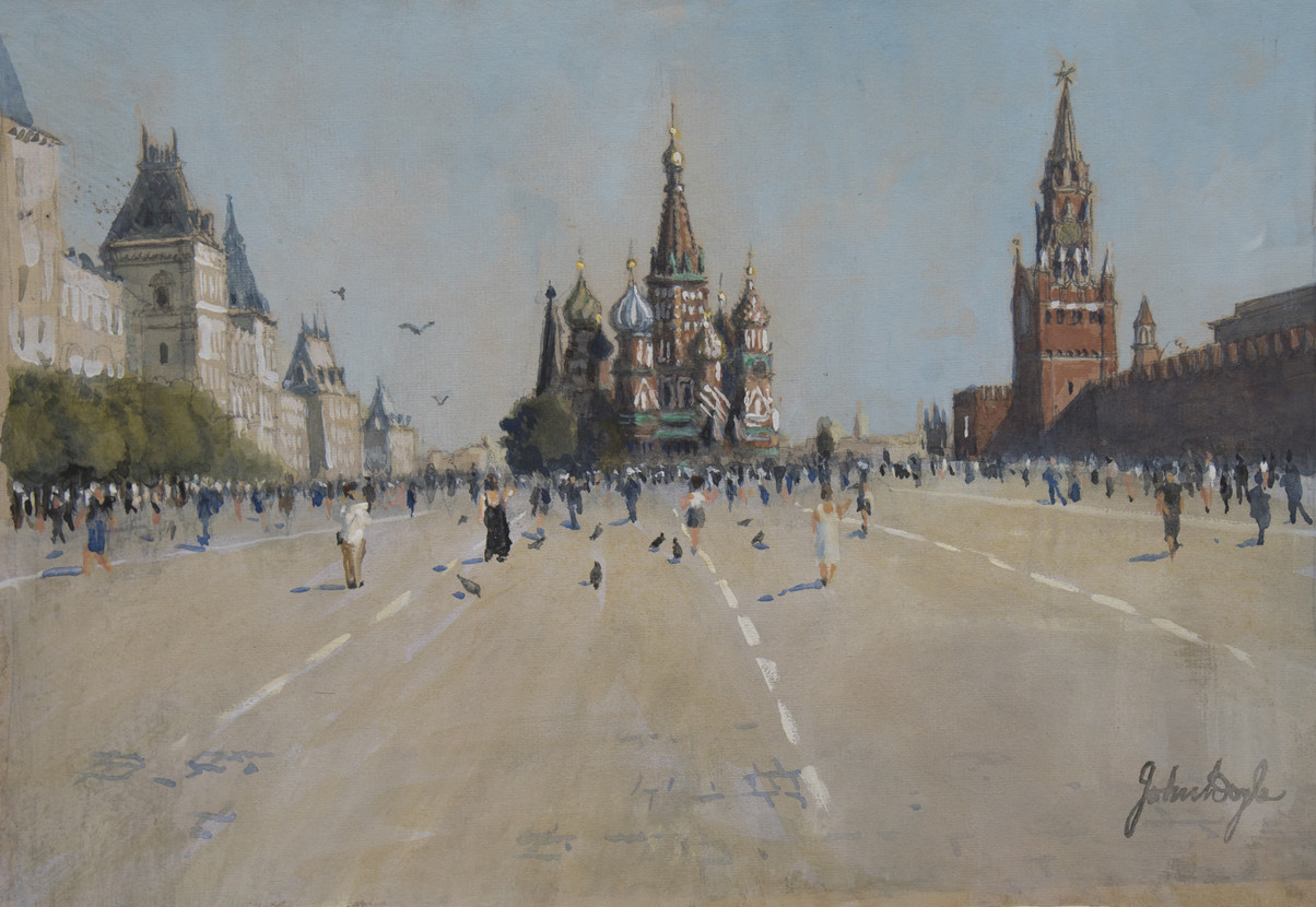 Red Square II