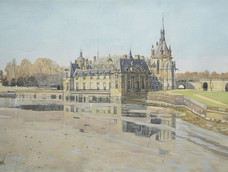 The Chateau of Chantilly