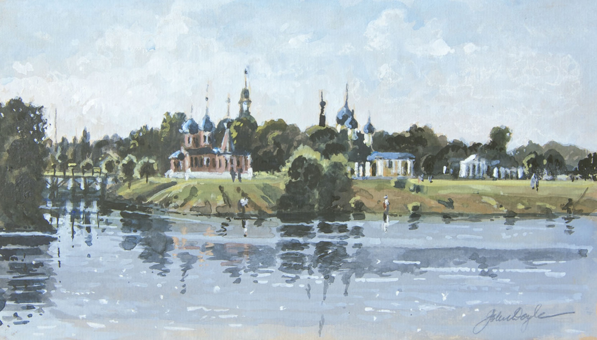 Uglich on the Volga