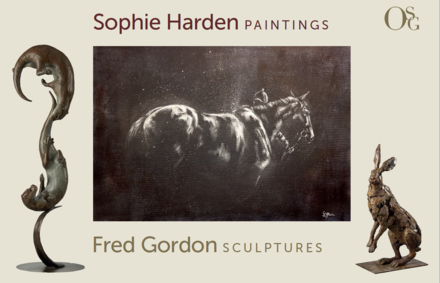 Sophie Harden and Fred Gordon